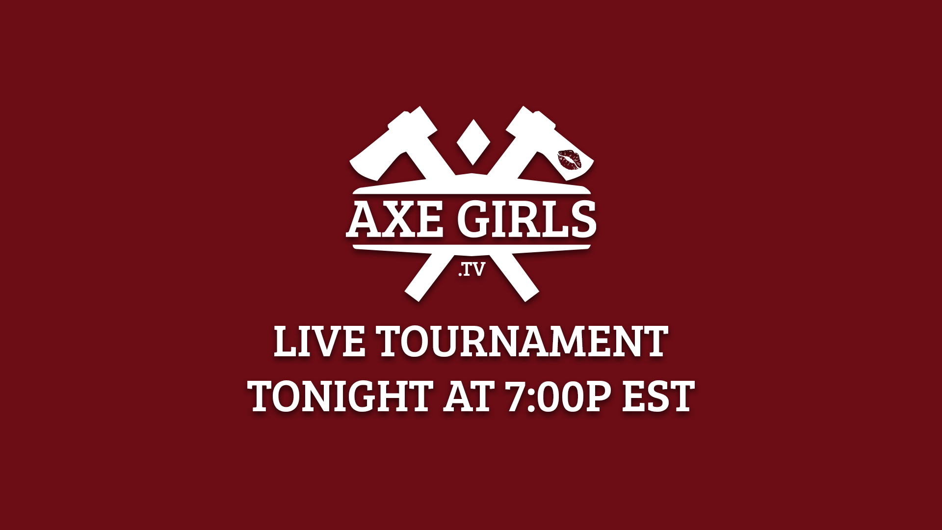 AXEGIRLS.TV - Live tonight title